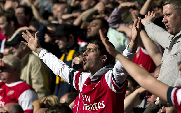 DV1318343  Football Tottenham Hotspurs v Arsenal